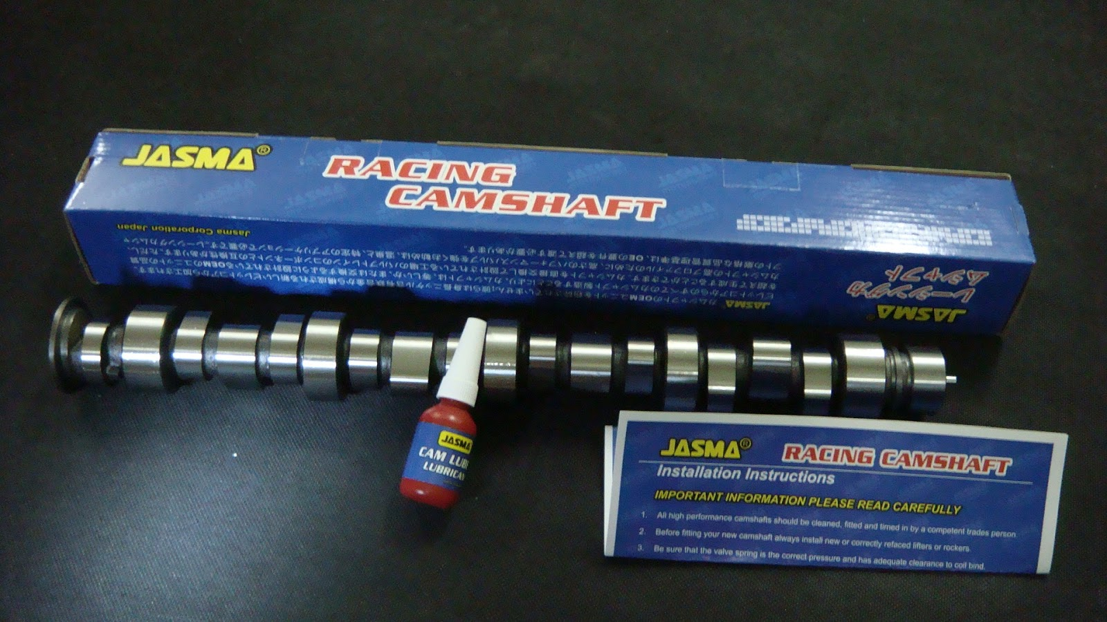 Topsound Performance Jasma Racing Camshaft Mitsubishi 4g92 16 Sohc Sard Radiator Eg Ek Manual