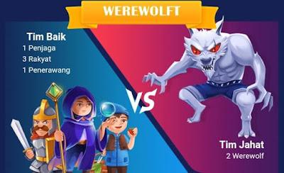 cara main werewolf