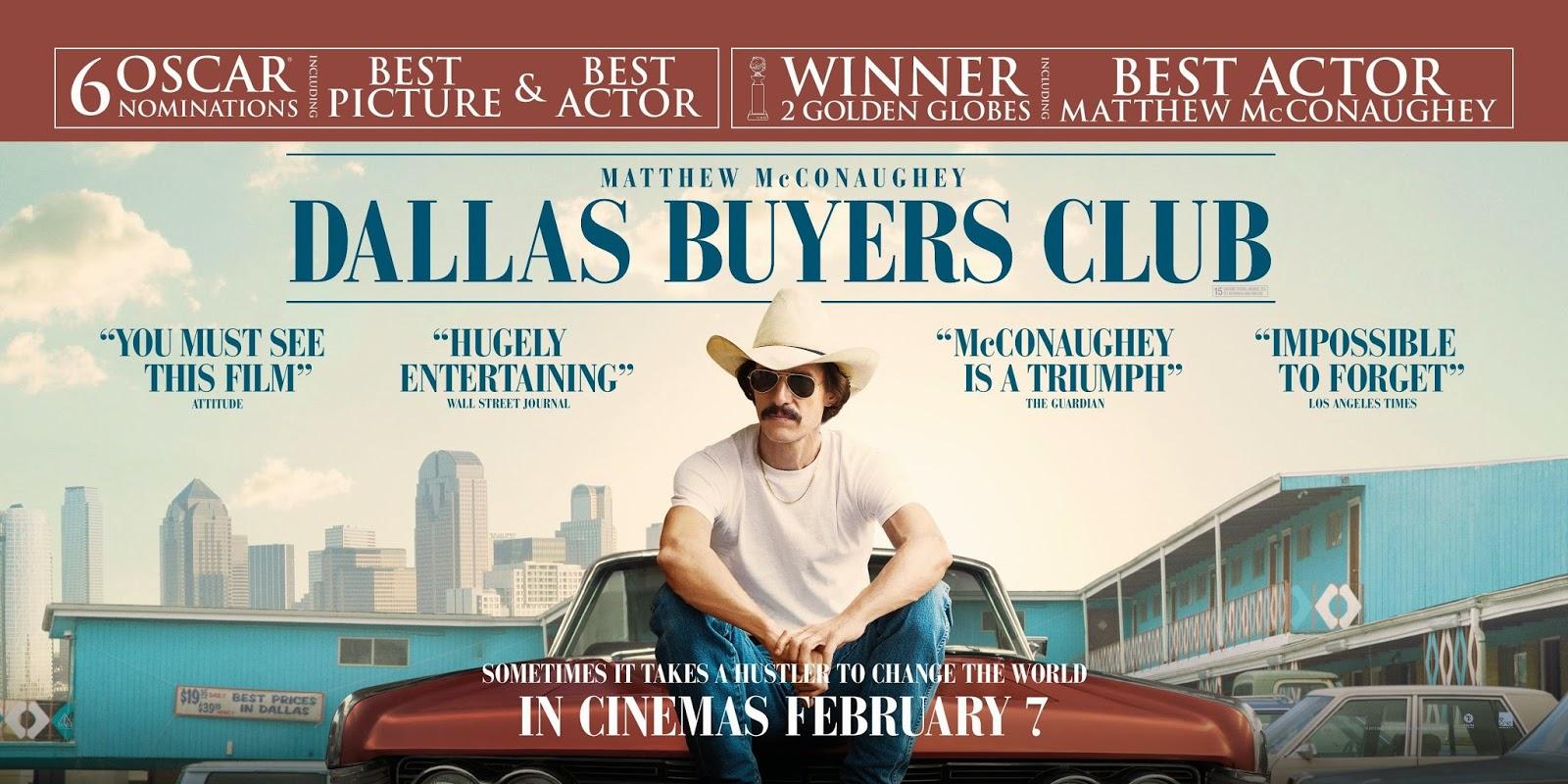 dallas buyers club film