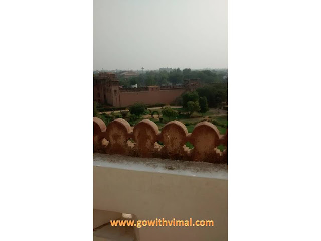 Junagarh fort ramparts