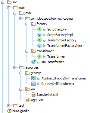 Execution of Groovy Scripts From Java - XmlSlurper and