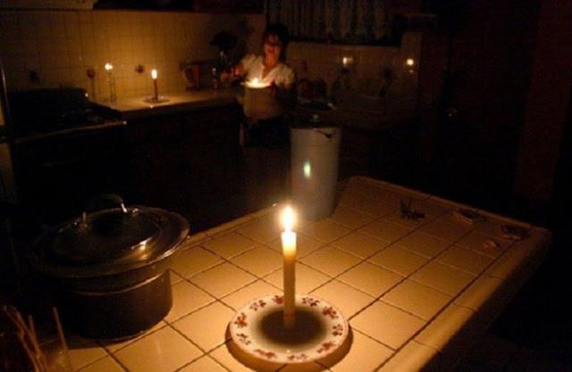 Estado Zulia registra 24 horas de fallas eléctricas