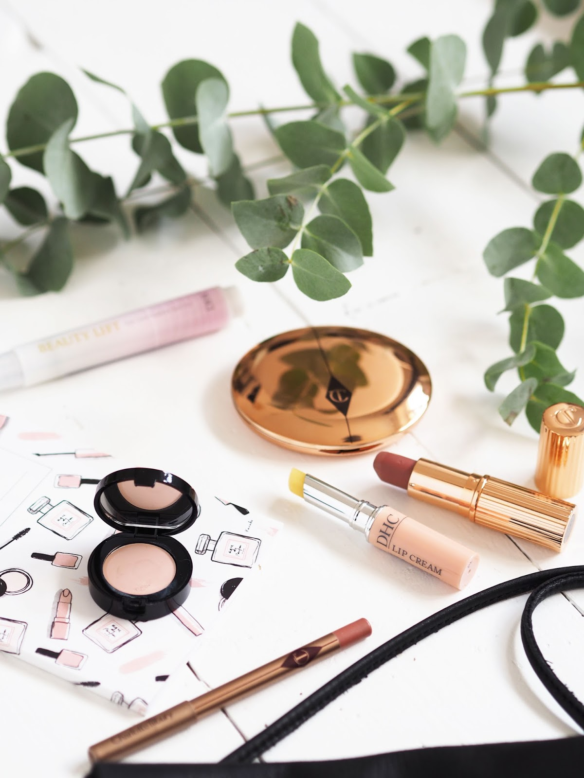On The Go Beauty Essentials