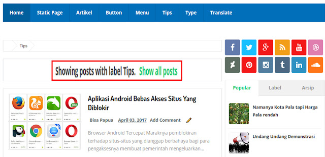 "Menghilangkan Tulisan"" Showing Posts With Label"""