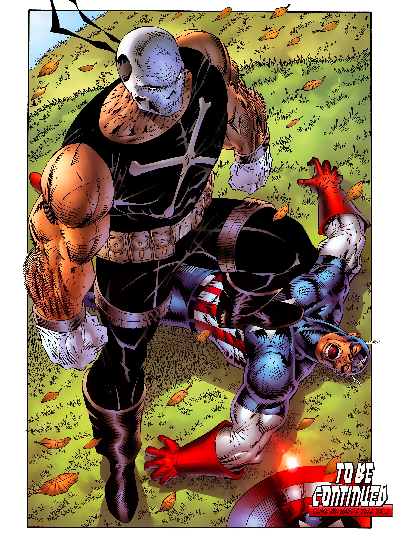 Captain America (1996) Issue #3 #3 - English 21
