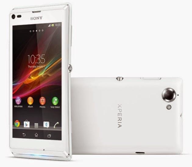 Harga Sony Xperia C