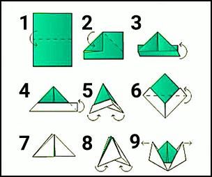 cara+membuat+perahu+kertas