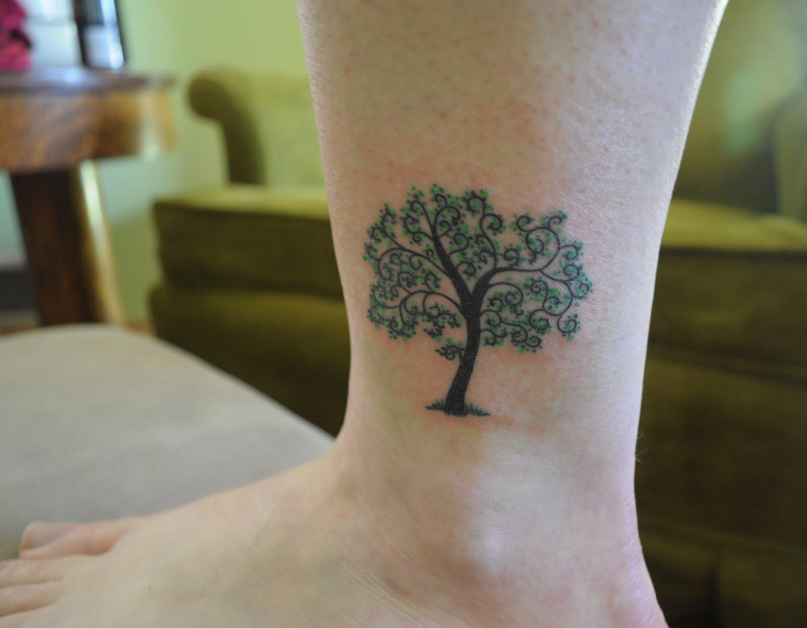 Small Tree Of Life: Tree Of Life, Tree Tattoos And