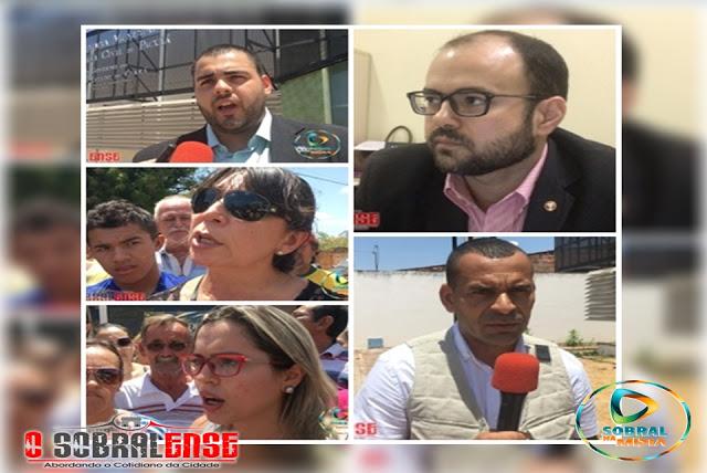 MUCAMBO-CE: CARRO ALVEJADO A BALA E CASA DE VEREADORA É INVADIDA POR MILITANTES DO GRUPO DA SITUAÇÃO POLÍTICA
