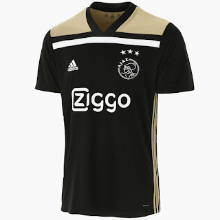 AFC Ajax 2018-19 Adidas Away Kit