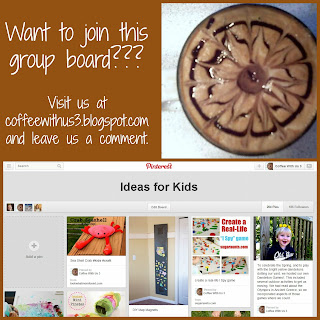 Kids Pinterest Group