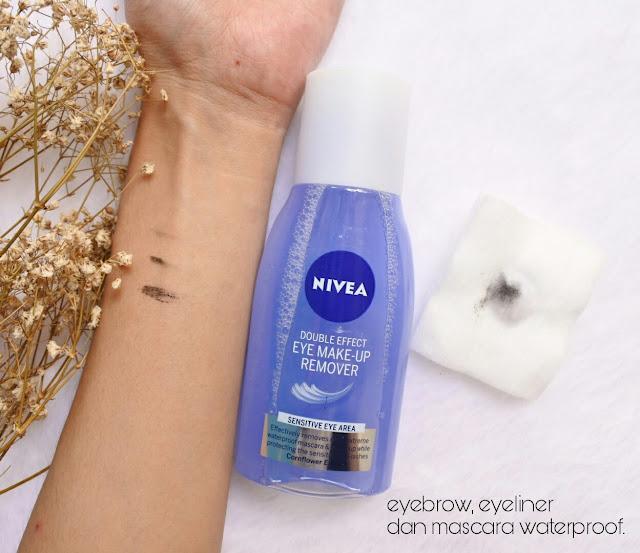 Review Nivea Makeup Remover