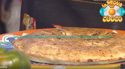 Pizza fiocco imbottita con patate e pancetta croccante ricetta Sorbillo da Prova del Cuoco