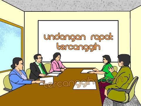 Undangan rapat