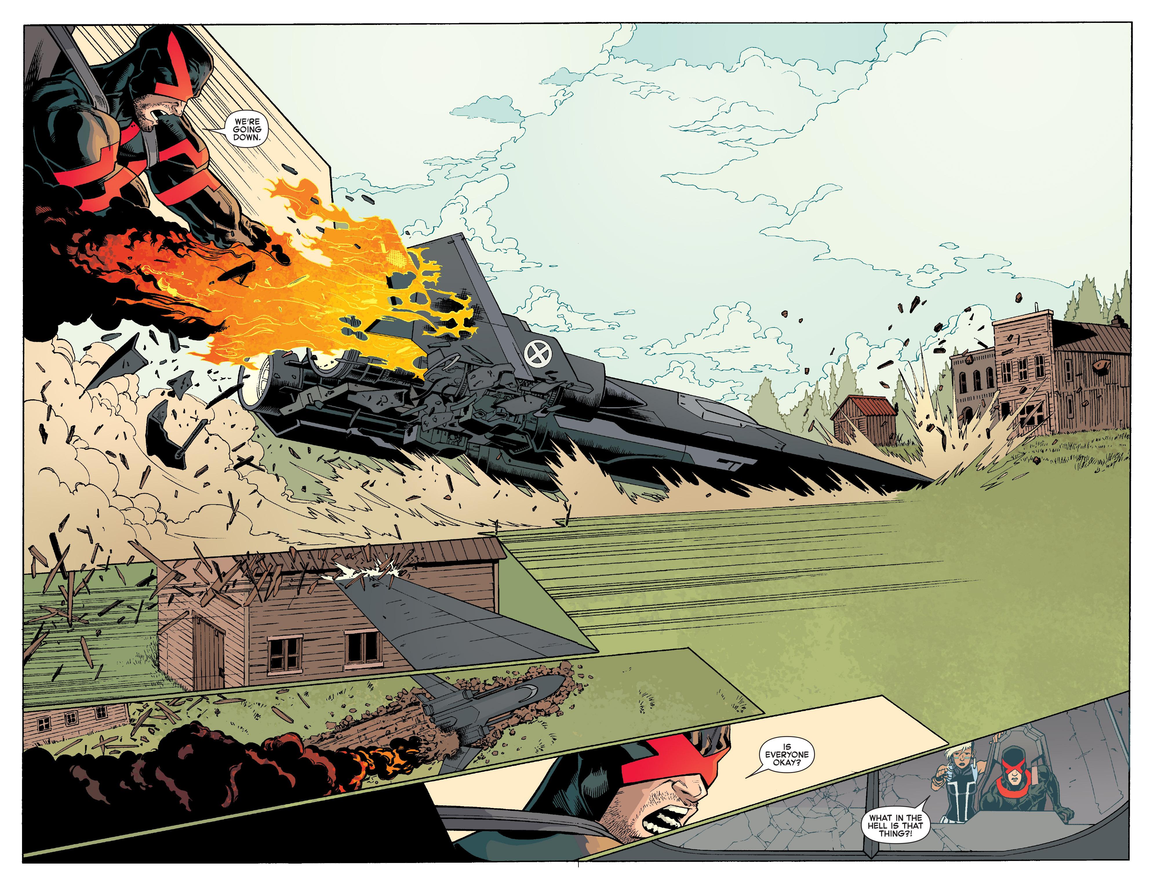 Read online Uncanny X-Men (2013) comic -  Issue # _Special 1 - 9