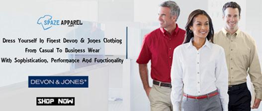 Devon And Jones Clothing