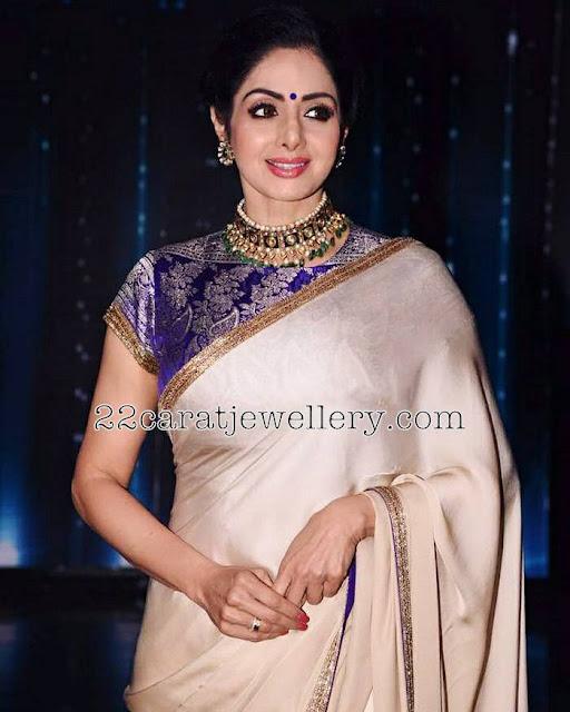 Sridevi Kapoor Kundan Jadau Choker