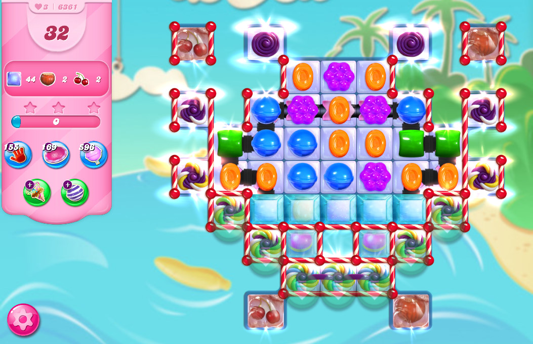 Candy Crush Saga level 6361