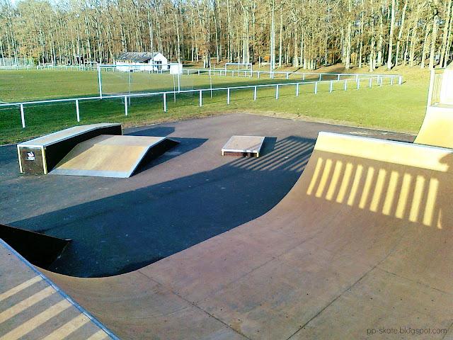 skate park Montbazon