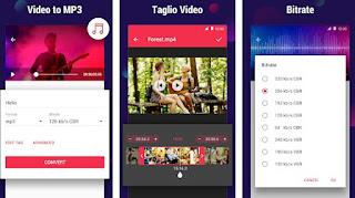 App MP3 Video Converter InShot