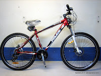 26 Inch Element Police 911 Vancouver Mountain Bike