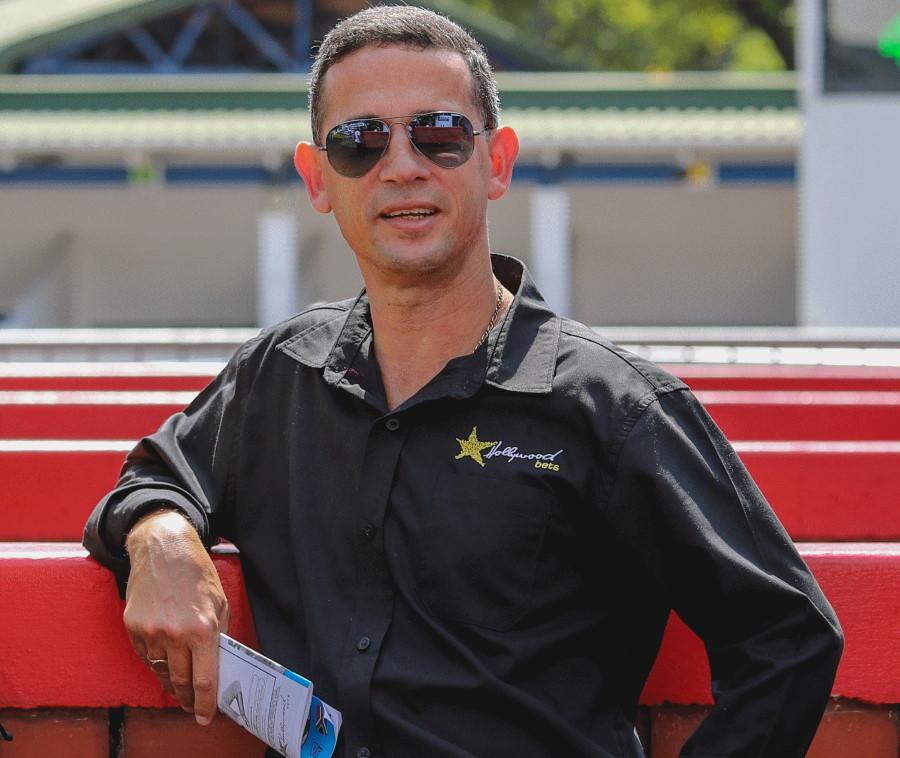 Anthony Delpech - Hollywoodbets Brand Ambassador - Former Jockey