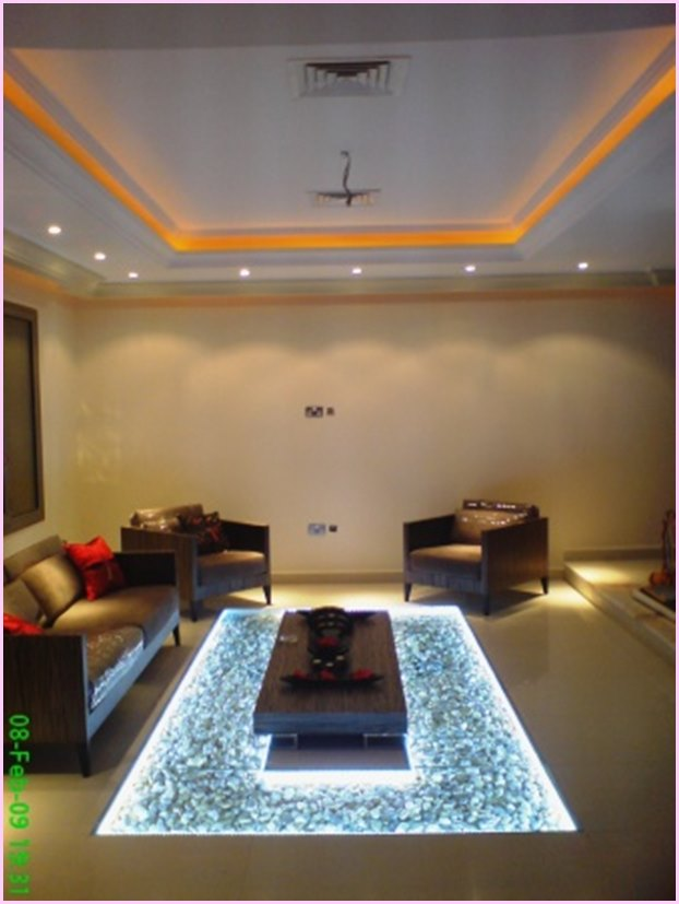 DIY-Adding-Glass-Flooring-With-Pebble-in-Your-Home%2B%25283%2529 25 Incredible Ideas Adding Glass with Pebble in Your House Flooring and Furniture Interior