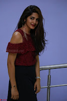Pavani Gangireddy in Cute Black Skirt Maroon Top at 9 Movie Teaser Launch 5th May 2017  Exclusive 005.JPG
