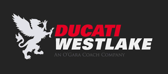 Ducati Westlake Logo in Thousand Oaks California near Los Angeles