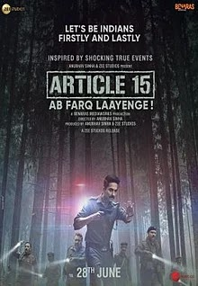 Article 15 Worldfree4u Download | Article 15 Full Movie Download World free4u