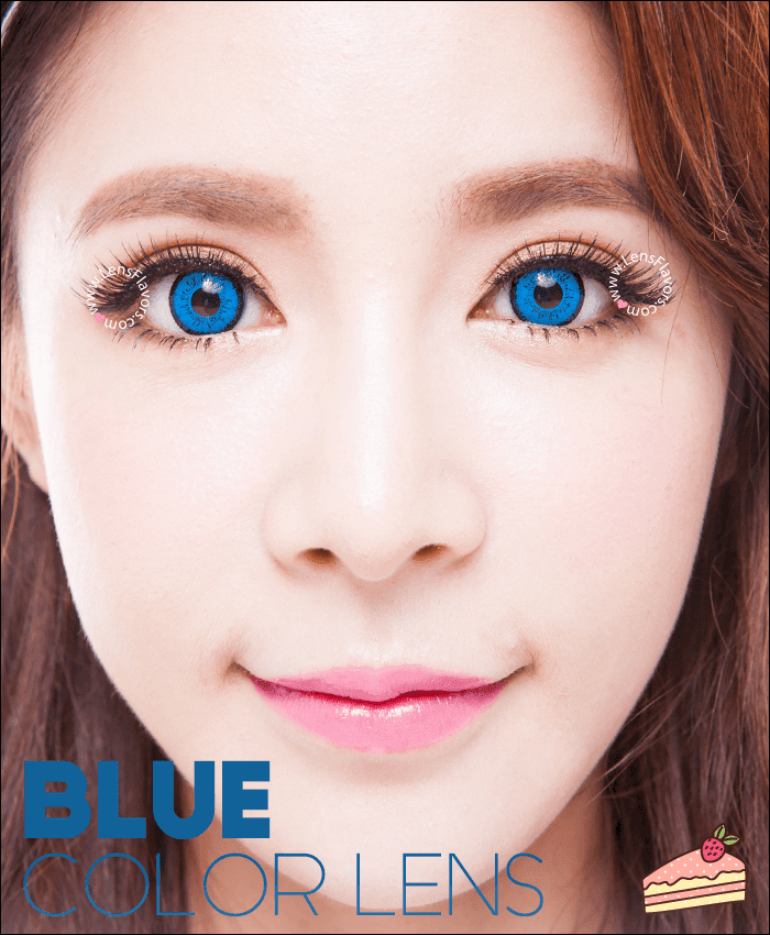 eos dolly eye blue colored contacts