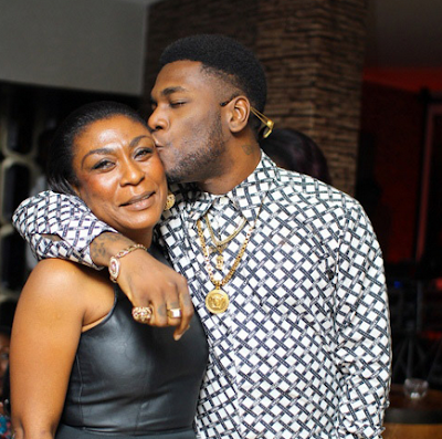 Burna Boy Sacks His Mother As His Manager following involvment in
