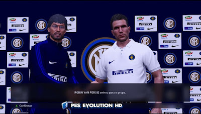 PES 2016 ML Nova Sala de Imprensa Inter by PES Evolution HD