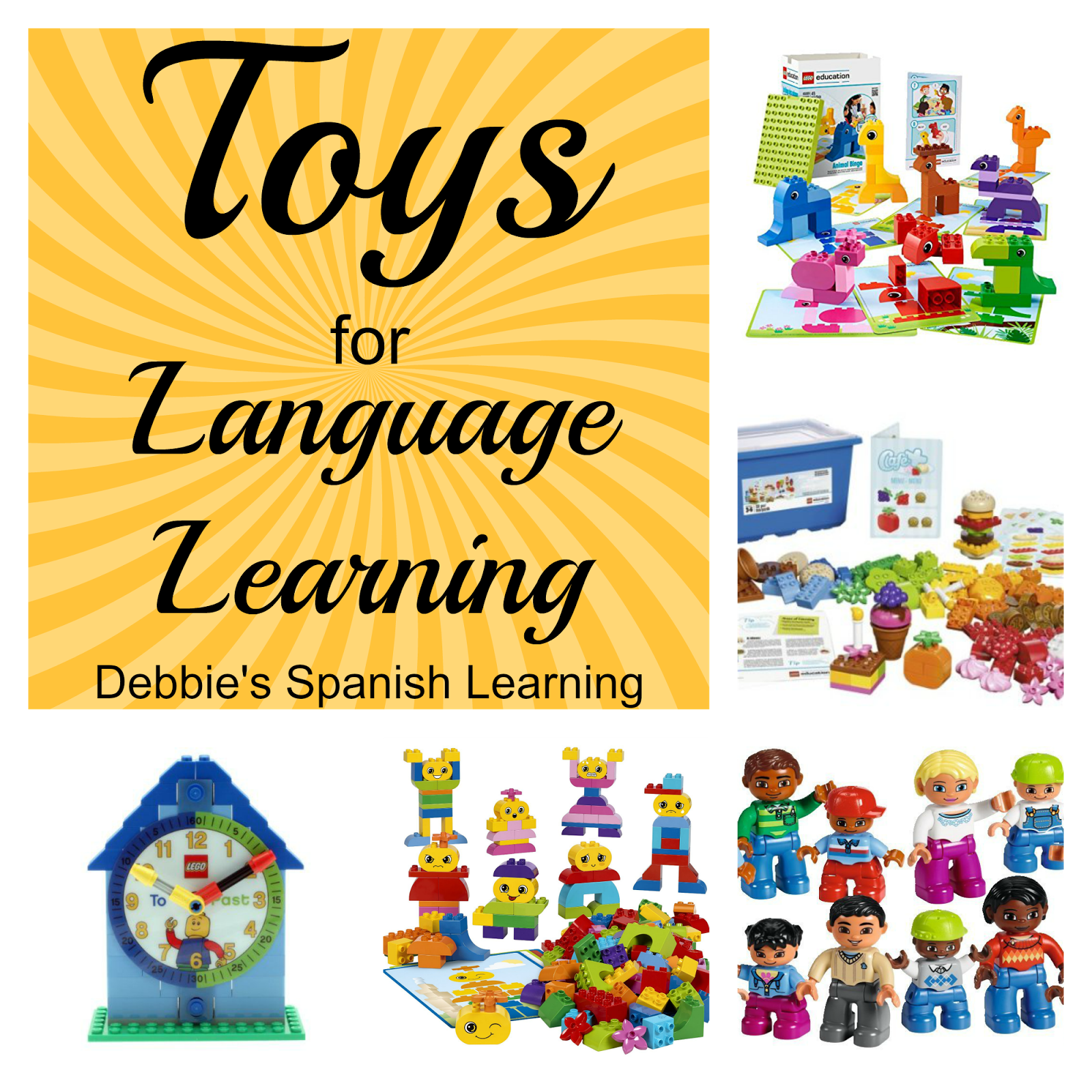 Language Learning Toys : Debbie s spanish learning toys for language