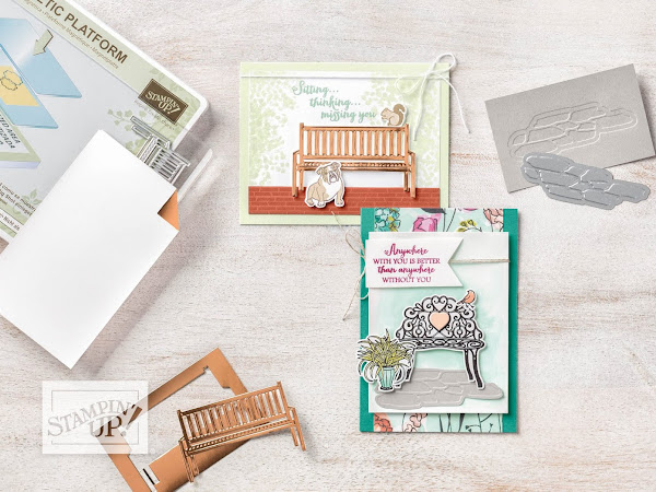 Stampin' Up! Watch It Wednesday - Sitting Pretty Bundle by Stampin' Up!