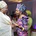 Zahra Buhari celebrates mother as she turns 45