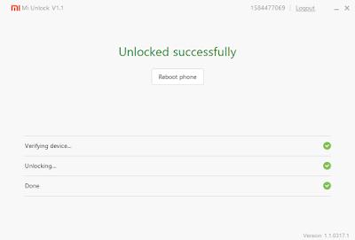 Cara Mengatasi Unlock Bootloader Yang Stuk DI  Cara Unlock Bootloader Xiaomi Redmi 3 | 3S | 3X | 3 PRIME | 3 PRO
