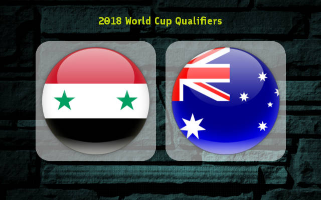 Syria vs Australia  Full Match & Highlights 1 October 2017