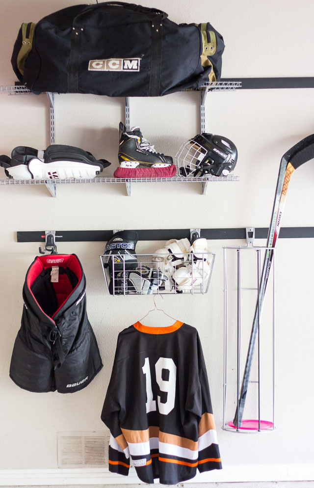 Tips for removing odors from hockey equipment!