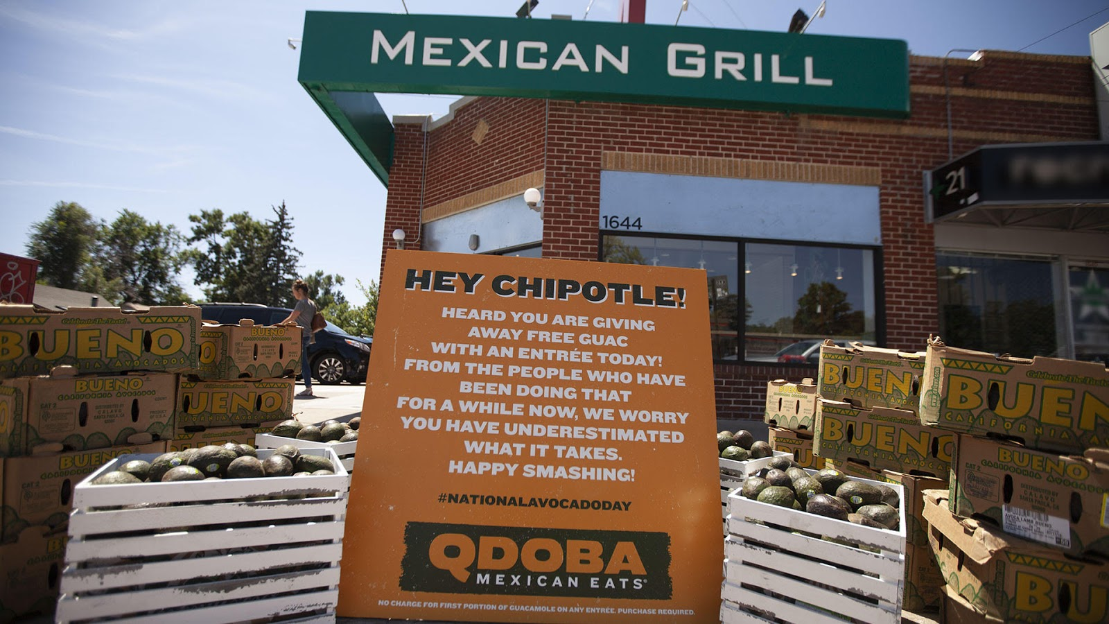 For National Avocado Day, QDOBA Ships Competitor a Truckload of ...