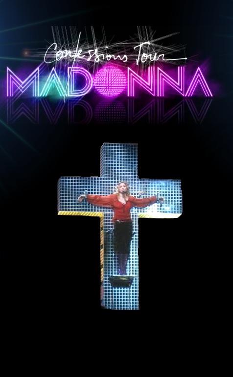 madonna confessions tour poster - photo #1