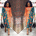 Check Out This Lovely Ankara Gown Design