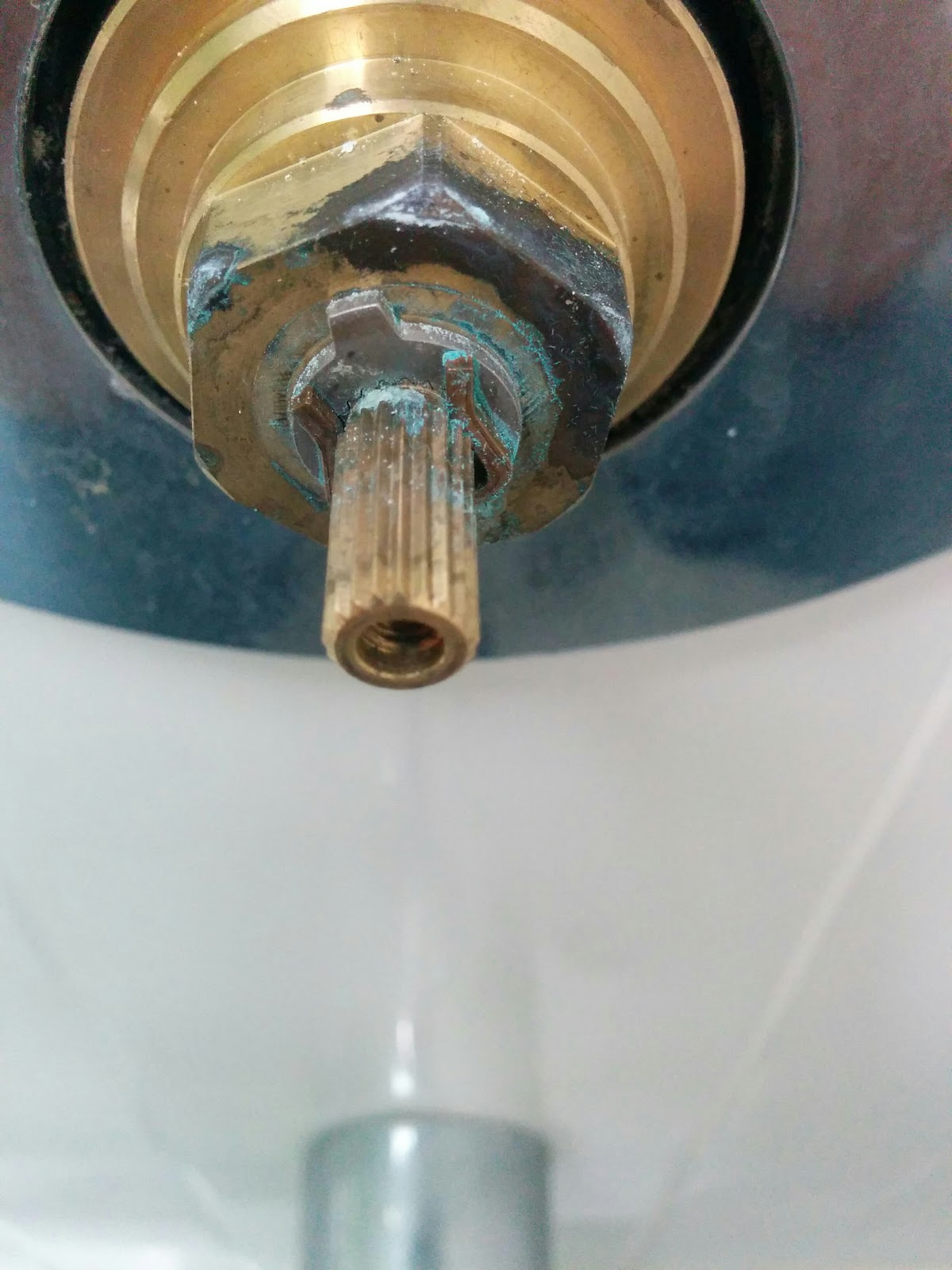 hansgrohe shower valve. The Top Of Thermostatic Cartridge Hansgrohe Shower Valve