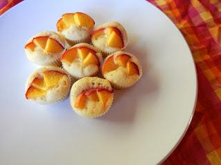 Chef Mary Nectarine Cake Recipe