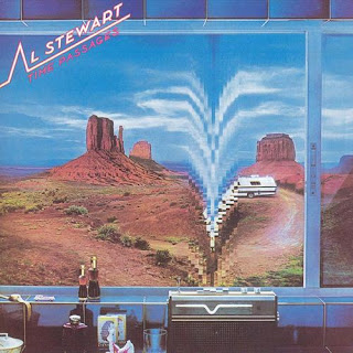 Al Stewart - Time Passages - On Time Passages Album (1978)