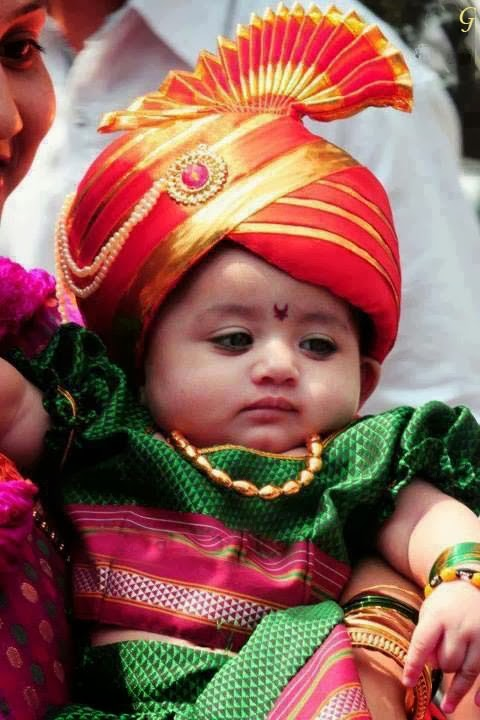 Babies Pictures Babies Pictures With Indian Traditional