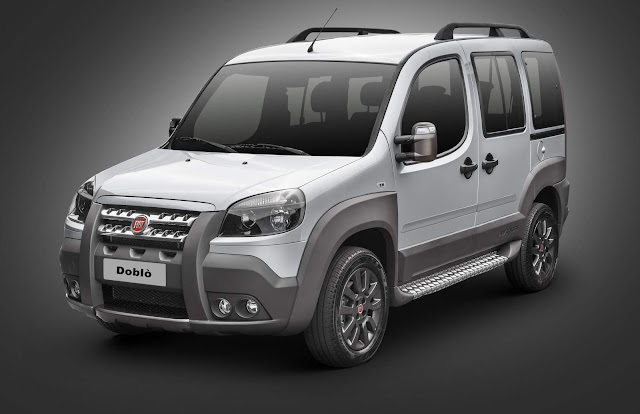 Fiat Doblò 2017 Adventure