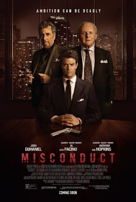 Hesaplaşma (Misconduct) Gerilim Filmi Konusu
