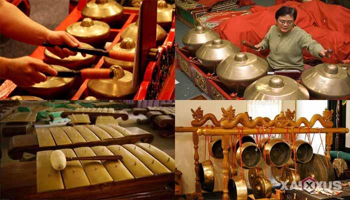14 Alat Musik Jawa Tengah Beserta Gambar, Nama, Sejarah, Fungsi, dan Penjelasannya