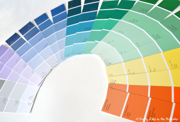 A paint chip craze a pretty life in the suburbs for Paint chip repair near me